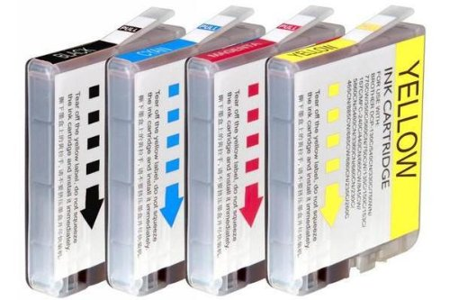 Preisvergleich Produktbild Kores Multi-Pack Tinte G1060KIT ersetzt brother LC-970BK/ VE = 1
