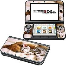 Colección 146, Custom Consola Nintendo DS Lite, 3DS, 3DS XL, Wii U Diseño Pantalla Skin Protector Funda Hunde 10058 Nintendo 3DS XL Designfolie.