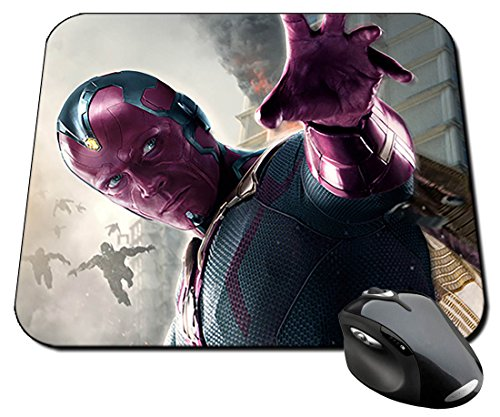 The Avengers 2 Age Of Ultron Vision Mauspad Mousepad PC