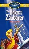 Die Hexe und der Zauberer [VHS]