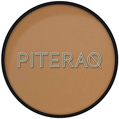 PITERAQ - Terra Namib 58°O - Il exalte le bronzage et sculpte les pommettes - Beige Foncé - 99% Natural - Vegan & Cruelty Free - 9 gr