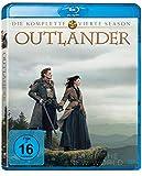 Купить Outlander - Die komplette vierte Season [Blu-ray]