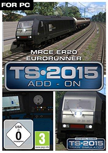 Train Simulator 2015 MRCE ER20 Eurorunner