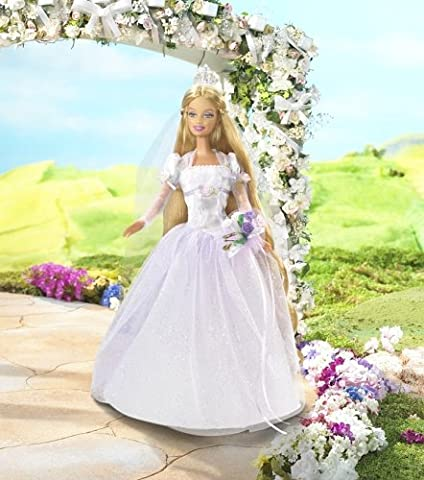 Barbie as Rapunzel Wedding Doll
