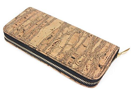 ... SIMARU borsa porta soldi   borsellino da donna in cuoio di sughero    sughero (vegano ... 3d20032cdf2