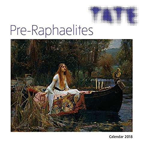 Tate - Pre-raphaelites 2018 Calendar