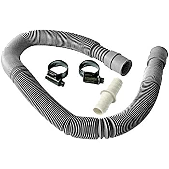 Kit D Extension Flexible D évacuation Universel Pour Lave Linge Et Lave Vaisselle 2 M