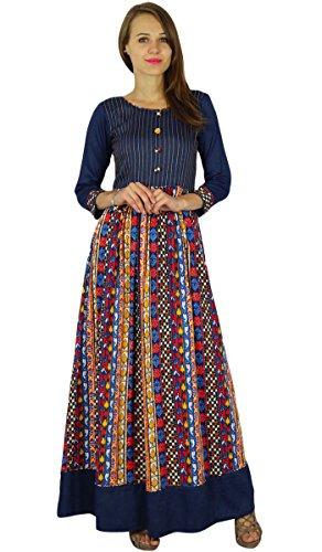 Phagun Bollywood Indian Kurta Designer Women Ethnic Kurti Casual Tunic Dress