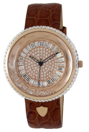 Hugo von Eyck Orologio al Quarzo Woman Sunset Marrone 43 mm