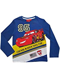 Disney Cars 3 Kollektion 2017 Langarmshirt 92 98 104 110 116 122 128 Shirt Lightning McQueen Blau