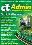 c't Admin 2018: IT-Praxis für Heim- und Büronetzwerke
