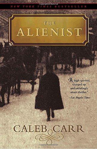 Caleb Carr: The Alienist