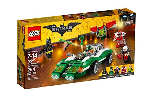 LEGO BATMAN - COCHE MISTERIOSO DE THE RIDDLER (70903)
