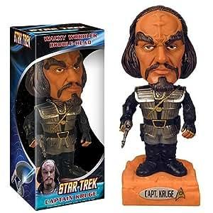 Funko - Star Trek TOS Bobble Head sonore Klingon Captain Kruge 18 cm