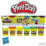 Play-Doh 6'Lı Hamur