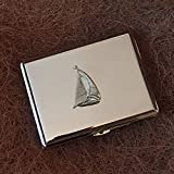 Really Useful Gifts - Emblema in Peltro Anticato per Yacht, Barca, Barca, Barca