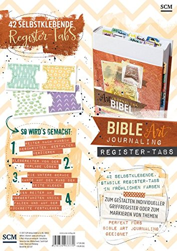 Bible Art Journaling - Ac Tabs
