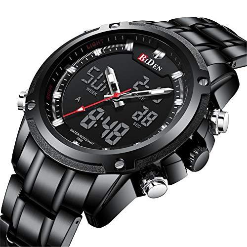 SW Watches Biden LED Digitaluhr Herren Militär Sport Armbanduhren Männer Top-Marke Luxus Elektronische Uhren