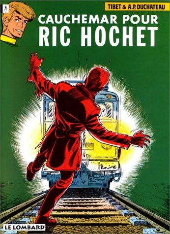 Ric Hochet, tome 13 : Cauchemar pour Ric Hochet