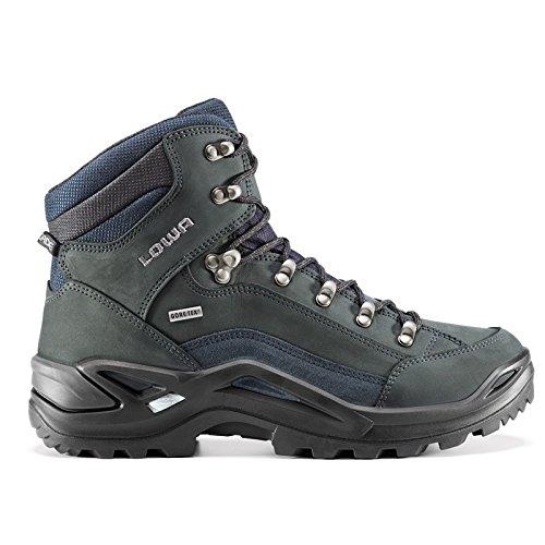 Lowa Renegade GTX Mid Chaussures de randonnée dunkelgrna