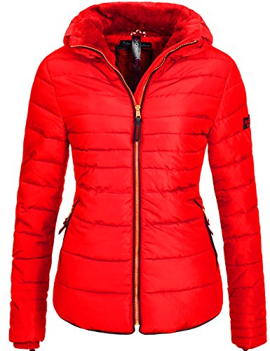 marikoo-amber-ladies-winter-puffer-jacket-red-size-s