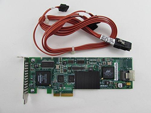 3Ware AMCC 9650SE-4/8LPML Raid Controller mit BBU-Modul PCIe x4