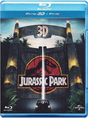 Jurassic Park 3D (2 Blu-Ray)