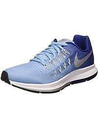 Nike Zoom Pegasus 33 (Gs), Chaussures de course Filles