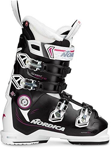 Nordica Damen Skischuhe Speedmachine 105 W Weiss/Schwarz (909) 23,5