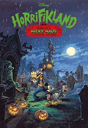 Horrifikland: Schauriger Spuk mit Micky Maus (Donald Disney Duck Cartoons Halloween)