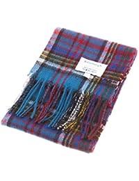 Edinburgh 100% Lambswool Kids Scottish Tartan Mini Scarves