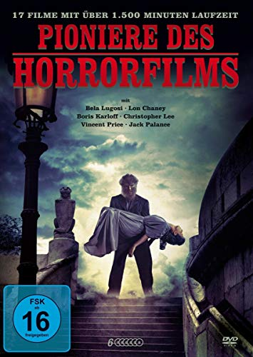 Pioniere des Horrorfilms [6 DVDs]