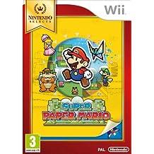 Super Paper Mario - Nintendo Selects [Importación francesa]