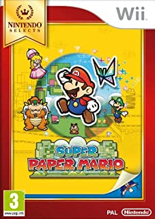 Super Paper Mario Select (B0088VPT4K) | Amazon price tracker / tracking, Amazon price history charts, Amazon price watches, Amazon price drop alerts