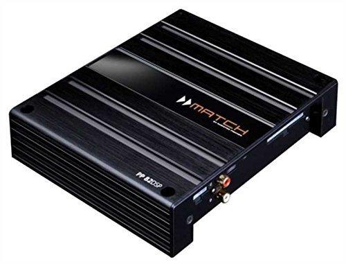 MATCH PP82DSP 8-Kanal Verstärker 8 x 55 Watts @ 4 Ohm / 8 x 70 Watts @ 2 Ohm