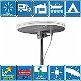 Bateau/caravane/camping-car/camion Digital TV/FM amplifiée antenne omnidirectionnelle