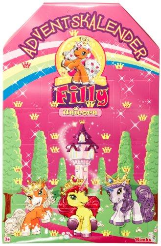 filly spielzeug Simba 105957518 - Filly Einhorn Adventskalender 2011