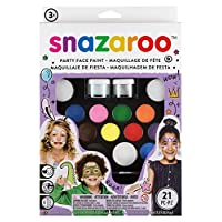 3x Snazaroo Face Paint Ultimate Party Pack