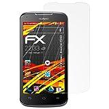 atFolix Schutzfolie kompatibel mit Huawei Ascend Y540 Bildschirmschutzfolie, HD-Entspiegelung FX Folie (3X)