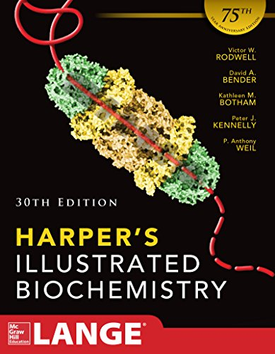 Harpers Illustrated Biochemistry 30th Edition (Harper's Illustrated Biochemistry)