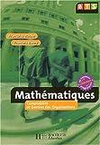Mathématiques BTS. Comptabilité et gestion des organisations
