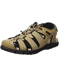 Geox Herren Uomo Sandal Strada B
