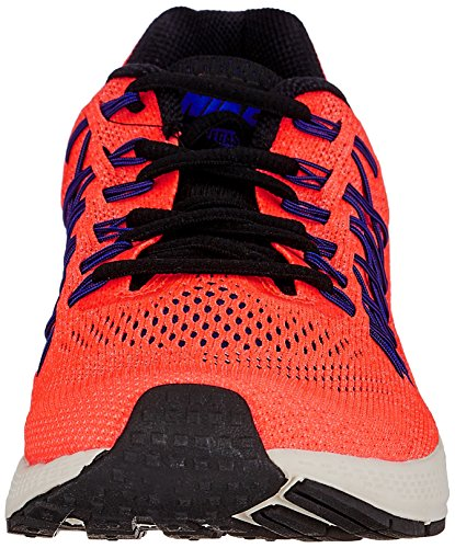 Nike Herren Air Zoom Pegasus 32 Laufschuhe mehrfarbig (Ttl Crimson/Blk-Pht Bl-Rcr Bl)