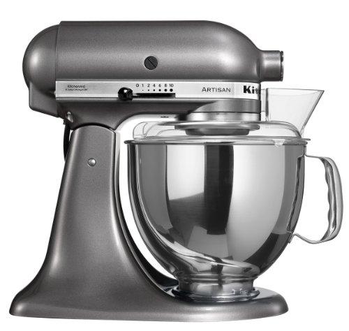 KitchenAid Küchenmaschine Artisan pro metallic 5KSM150PSEPM