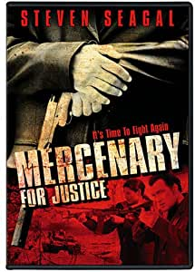Mercenary for Justice [DVD] [2006] [Region 1] [US Import] [NTSC]