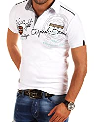 MT Styles Polo manches courtes AMBITION T-Shirt R-2687