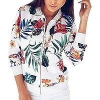Damen Mantel Kurz Jacke Bomber Streetwear Damenjacke Frauen Oben Bomberjacke Streetwear Mantel Outwear