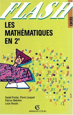 Les Mathématiques en 2nde