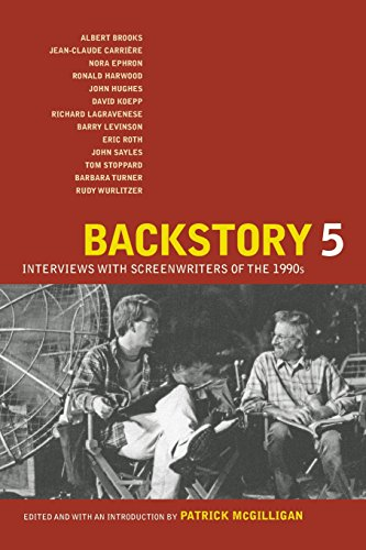 Backstory 5: Interviews with Screenwriters of the 1990s (Backstory (Paperback))