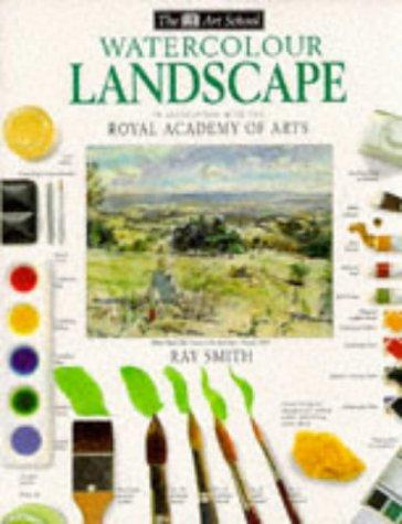 DK Art School: 02 Watercolour Landscapes